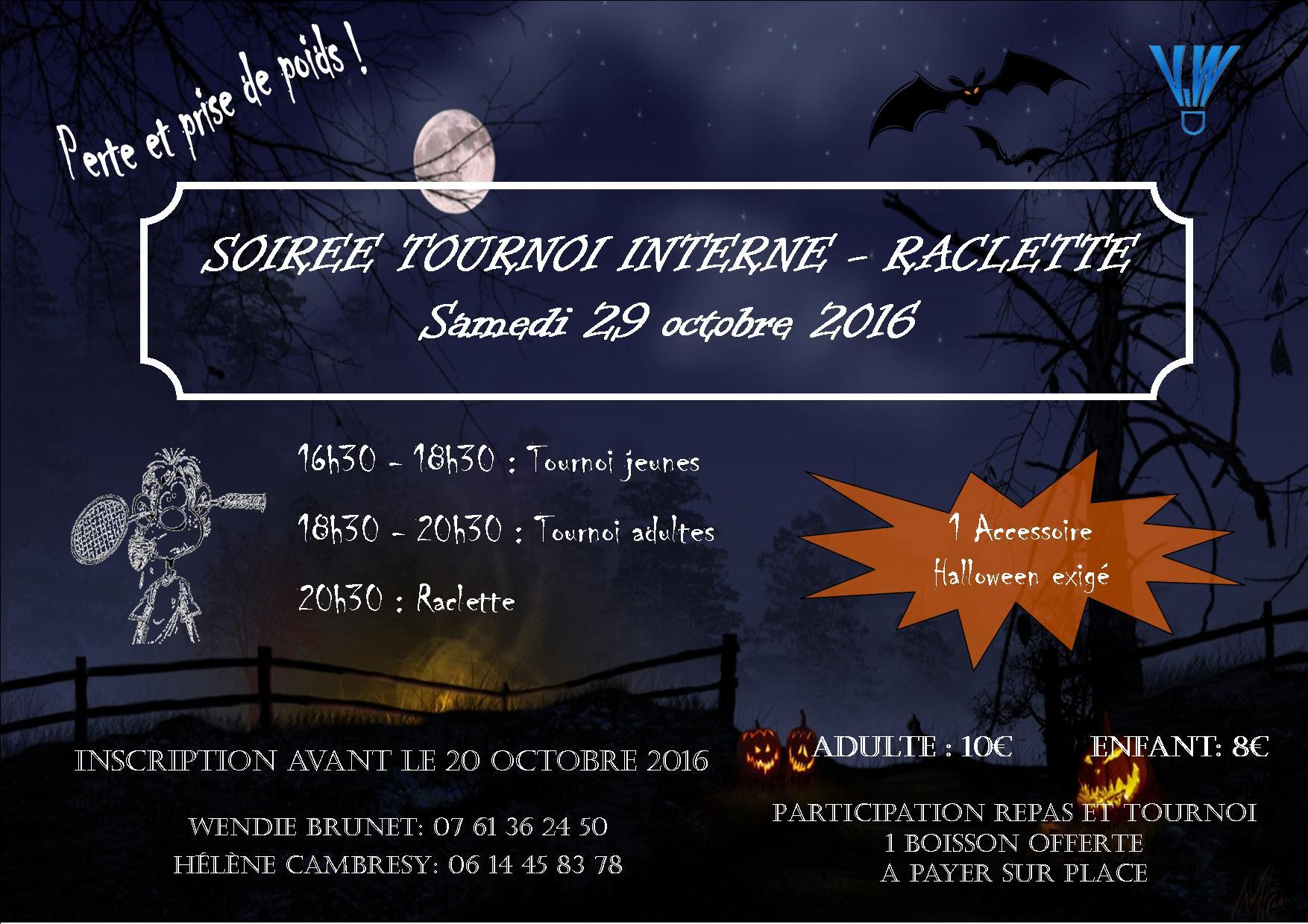 Affiche halloween 29 10 2016