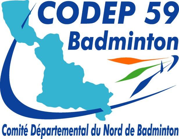 Site du Comité Départemental du Nord de Badminton