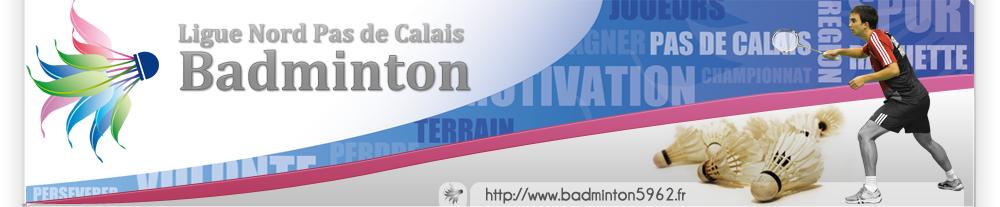 Site de la ligue du Nord-Pas-de-Calais